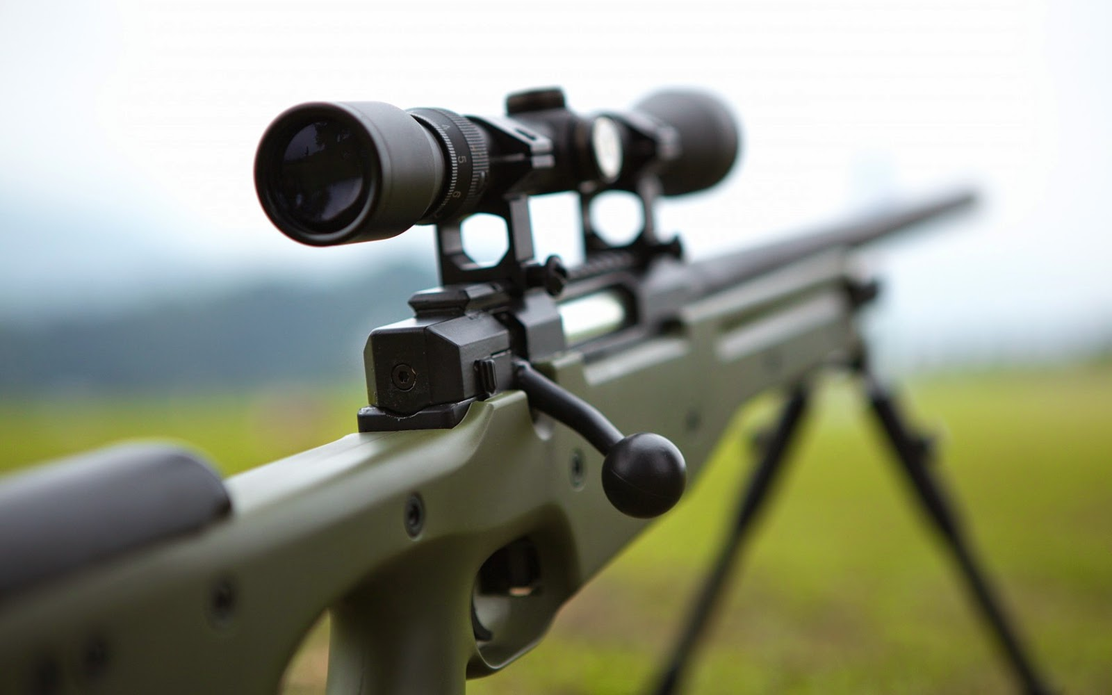 Sniper Rifles HD Wallpapers By PCbots Labs Blog