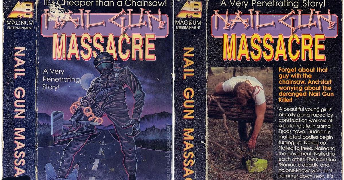 Lost Video Archive: Nail Gun Massacre