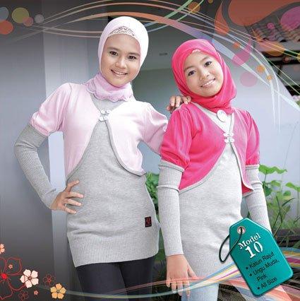Baju Muslim Anak Qirani QT-10