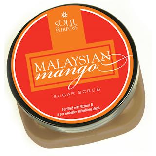 Malaysian Mango Brown Sugar Body Scrub