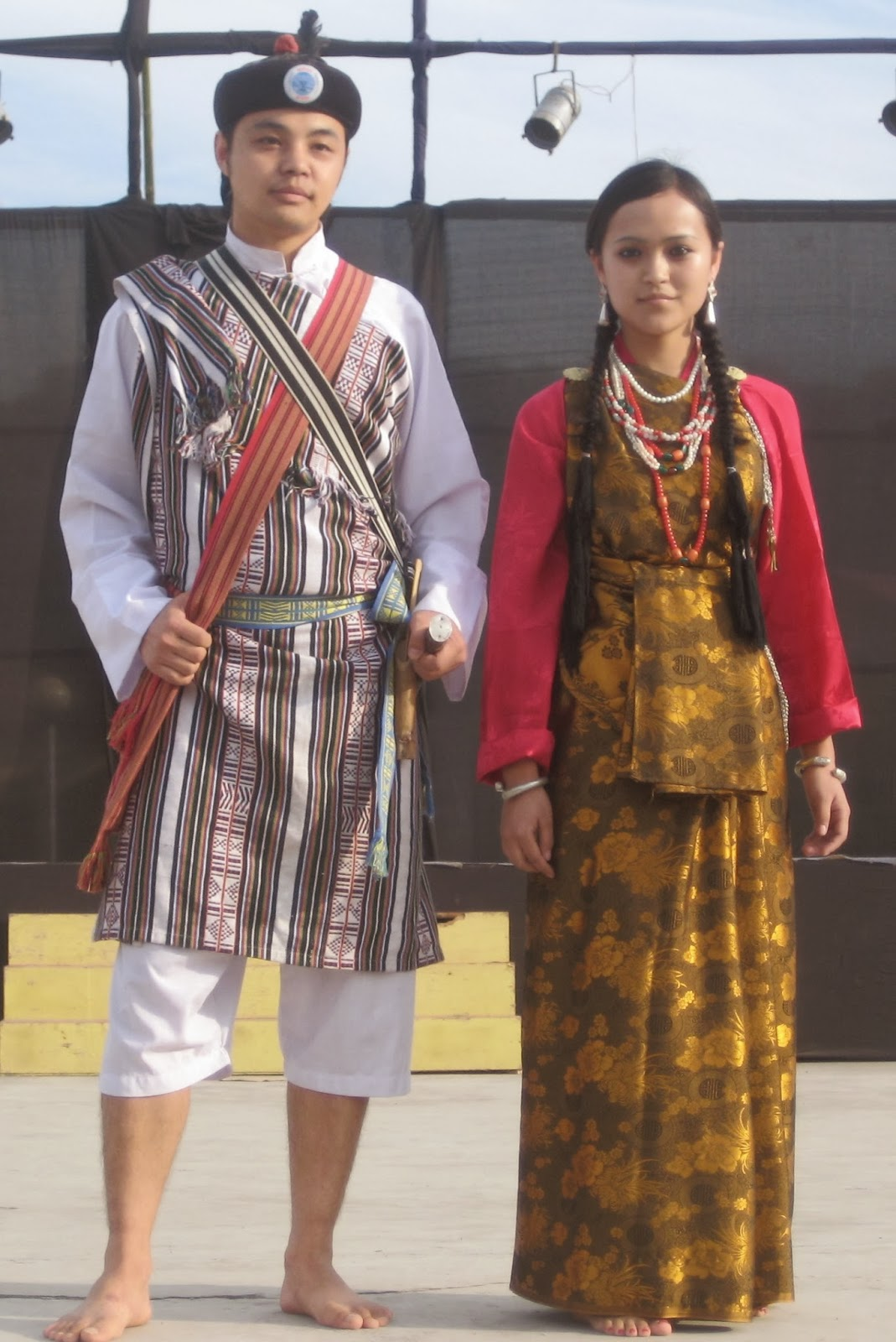 Bhutia lepcha tribe of sikkim bhutia lepcha for Traditional photos