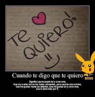 Imagen Cuando Te Digo Que Te Quiero (Imagenes para Facebook)