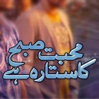 Hum tv drama mohabbat subah ka sitara hai