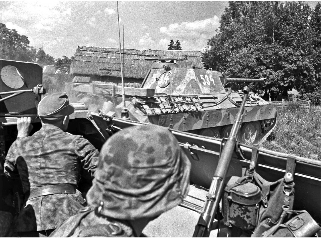 operation bagration Operation bagration: the destruction of army group centre june-july 1944, a photographic history [ian baxter] on amazoncom.