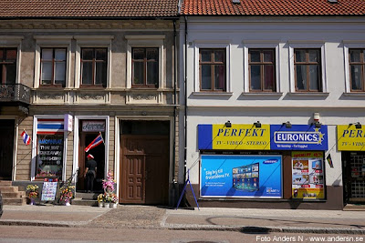 Landskrona, Eriksgatan