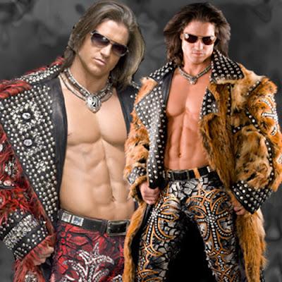 John Morrison WWE Wrestler