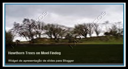 Widget de apresentação de slides para Blogger