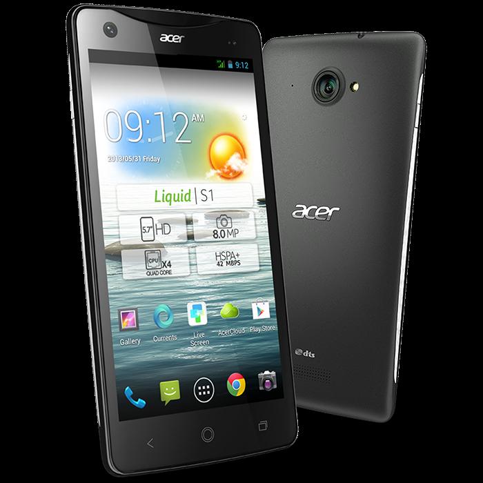 Acer Liquid S1, una gran opción por su relación calidad-precio