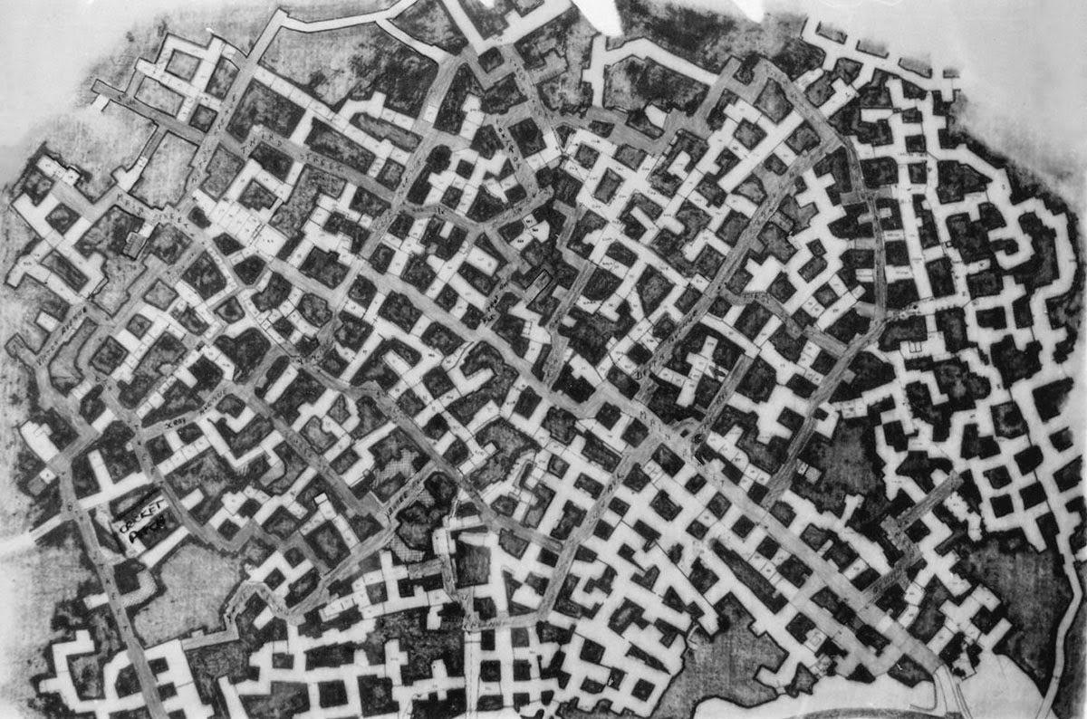 BLDGBLOG: NATO's Underground Roman