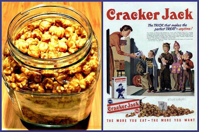 The Iowa Housewife: Homemade Cracker Jack