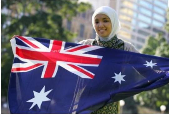 15 Ribu Warga Australia Masuk Islam