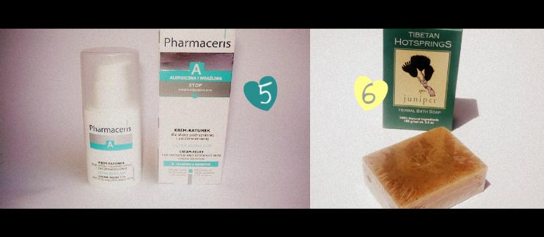 pharmaceris krem ratunek mydło tybetańskie