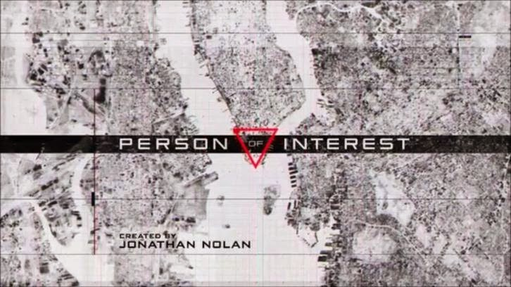 Person of Interest - Control-Alt-Delete - POLL + Review + Roundtable Discussion