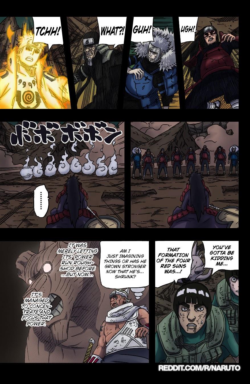 Naruto - Chapter 655 - Pic 22