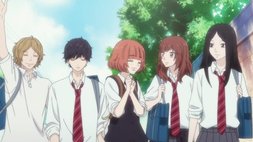 Ao Haru Ride BD Episode 1 - 12 [END] Subtitle Indonesia