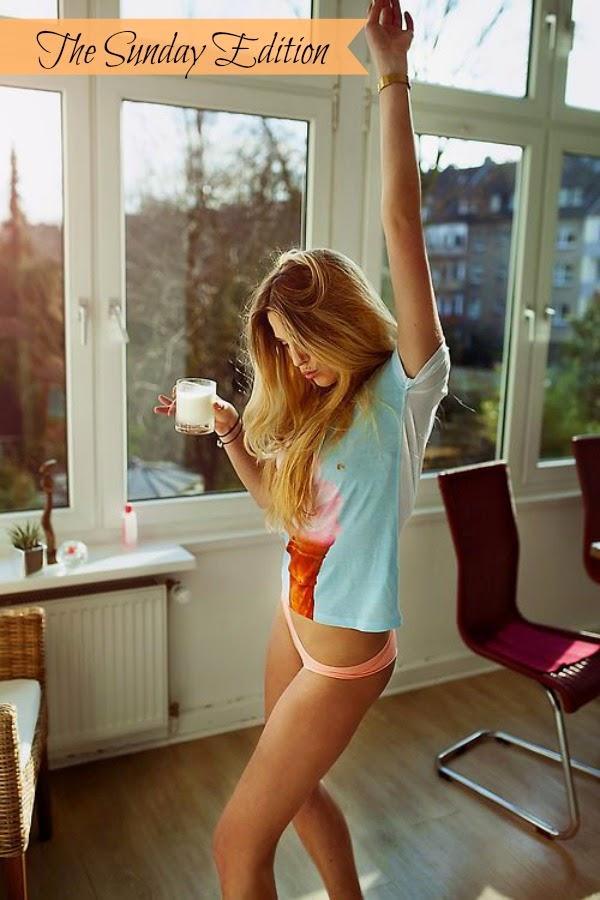 morning dancing
