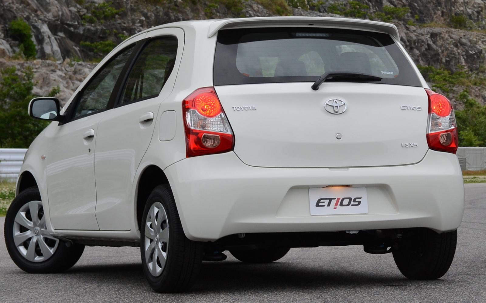 New Toyota Etios 2013