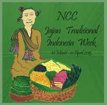 NCC JAJANAN INDONESIA TRADISIONAL WEEK