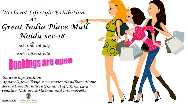 Weekend Lifestyle Exhibition at TGIP Noida