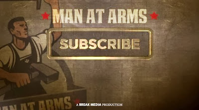 Man At Arms YouTube Logo