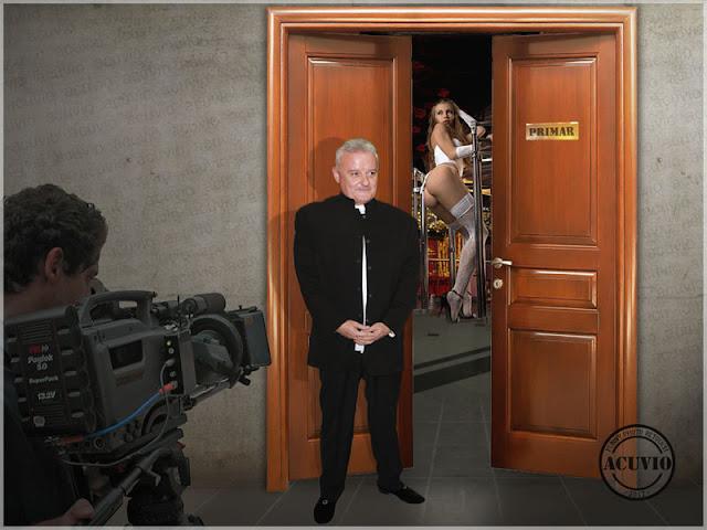 Funny photo Irinel Columbeanu Reality Show