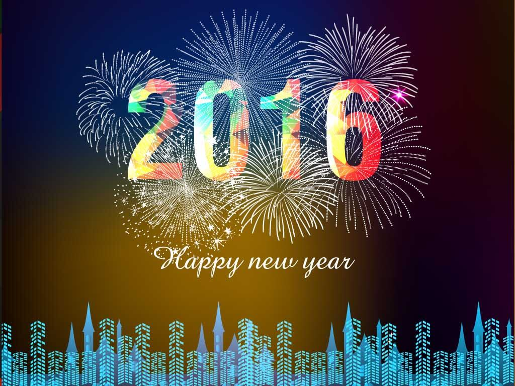 New Year 2016 Wishes Images [*Greetings] Messages - Best Whatsapp ...