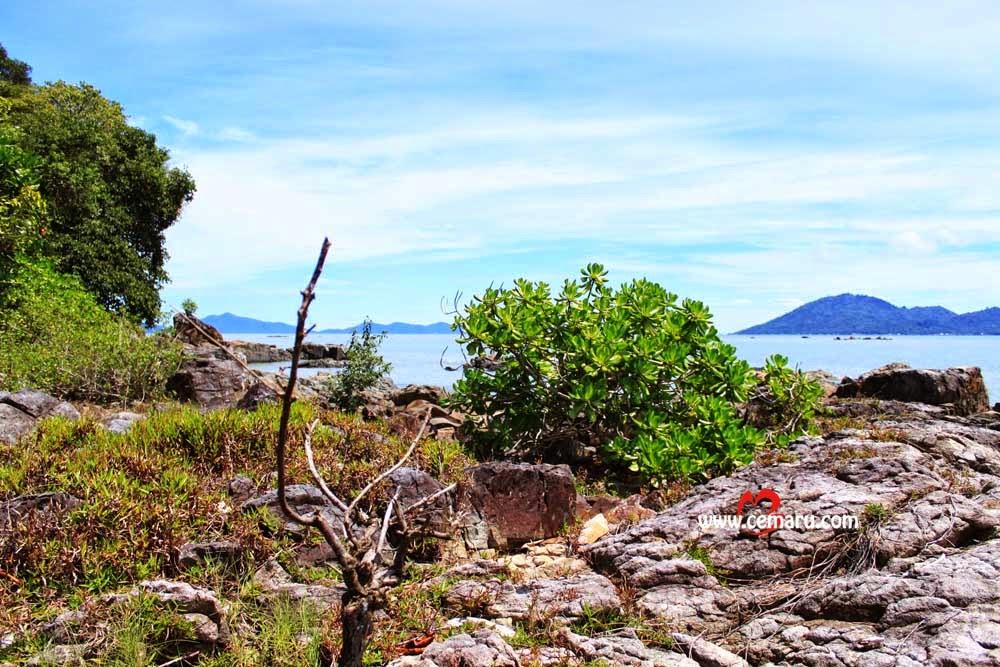 Pantai Indah Batu Belat Bengkayang, Kalimantan Barat