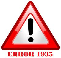 """Khắc phục lỗi """"Error 1935"""" khi cài phần mềm trên Windows 7"""