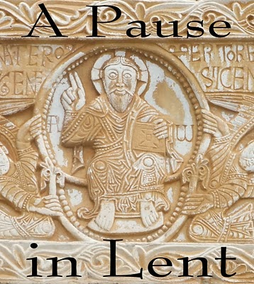 Pause In Lent