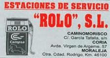 Gasolinera Repsol de Caminomorisco