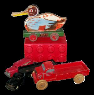 HISTORIA DA LEGO POR MAE BACANA
