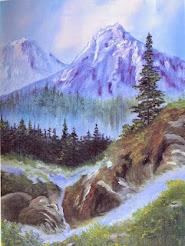 Νότα Κυμοθόη, Έργο Ζωγραφικής 1995