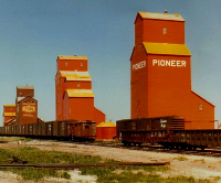 Galleries of Canadian Prairie Elevators