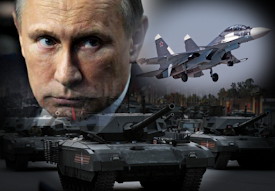 RUSSIA RESPOND TO THREATS FORCE OF USA