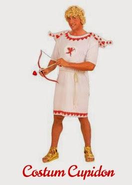 Costum Cupidon Valentines Day