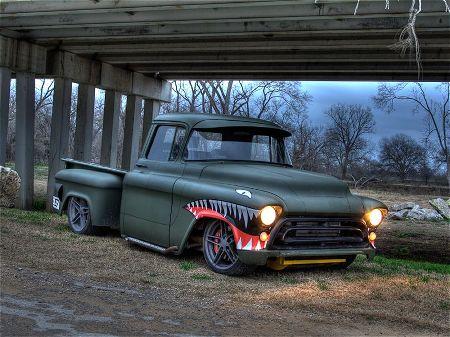 Chevrolet Apache Trucks One Classics