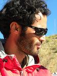 mimoun goali moniteur d'escalade (Haut Atlas Maroc)