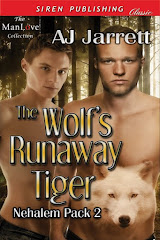 The Wolf's Runaway Tiger