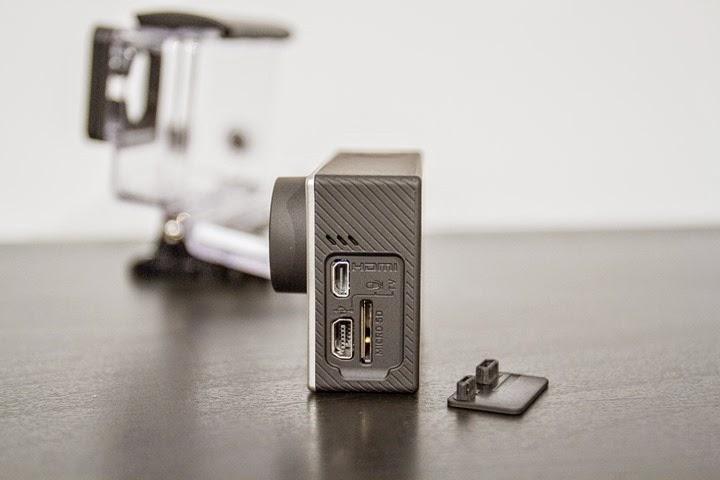 MicroSD Car Slot GoPro Hero4