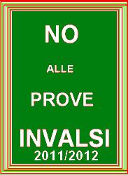 Mozioni NO INVALSI  2011/2012