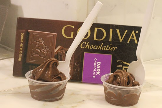 Godiva Soft Serve Review