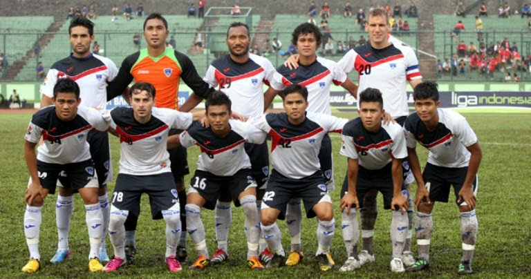 Skuad Pemain Pelita Bandung Raya ISL 2015