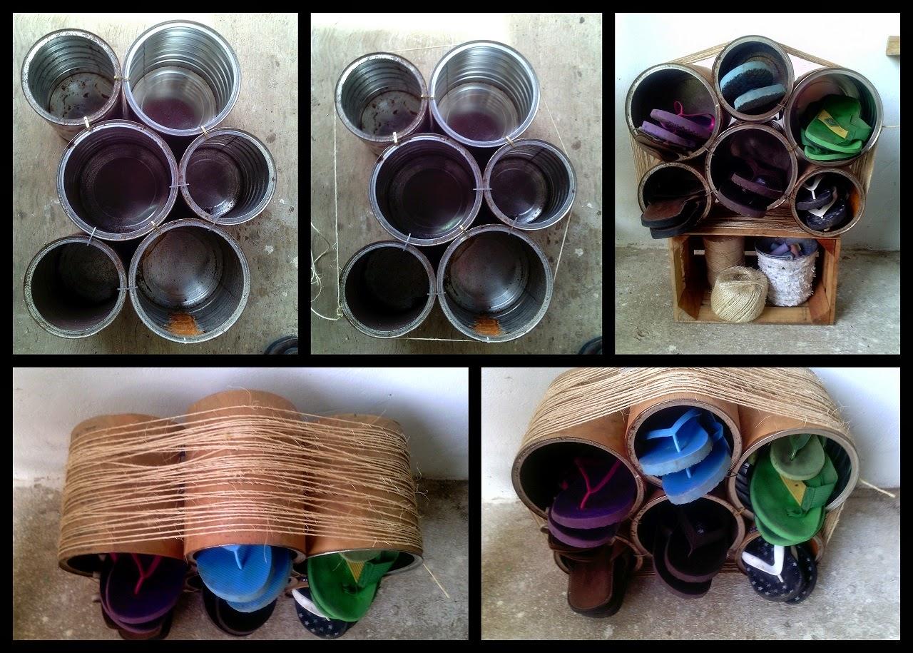 Ideas para reutilizar latas de leche botellas de plastico for Como construir piletas de material