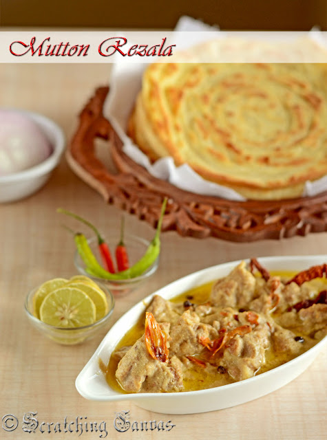 Bengali Mutton Rezala : noboborsho special