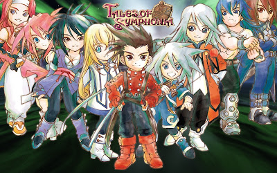 Tales of Symphonia the Animation: TheUnited World Episode