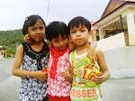 Anak2 buahku tercayang..! =)