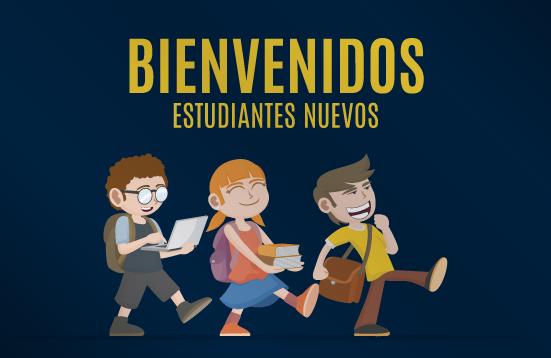 MATRICULAS ESTUDIANTES NUEVOS 2019