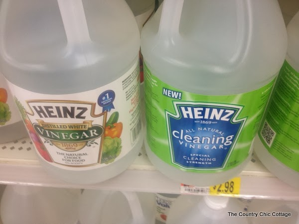 Growing Minds 25 Tips For Naturally Cleaning With Vinegar