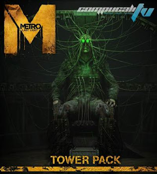 Tower Pack DLC Metro Last Light PC