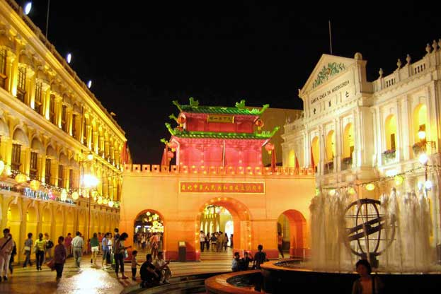 The Historic Centre of Macao in China Heritage
